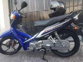 Vendo Yamaha cripton mod17¡