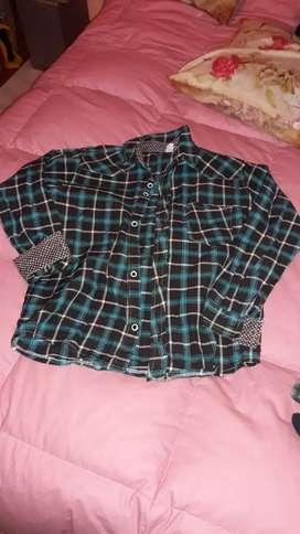 Camisa de nene talle 12