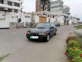 BMW 318I AUTOMATICO SEDAN 2001 170 MIL KM BIEN CONSERVADO, MOTOR CAJA OK LLANTAS 04 BIEN ESTADO PAREJITAS