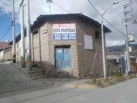 Vendo terreno de 150 mts 2 en ocasion PUQUIO LUCANAS -- AYACUCHO