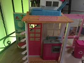 Barbie casa