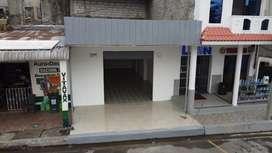 Local comercial frente al malecon de samborondon cabecera cantonal