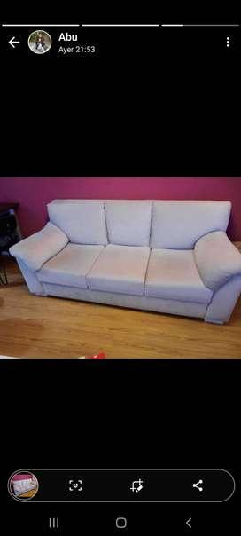 Vendo sillon 3 cuerpos.