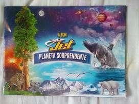 Album Planeta Sorprendente de Jet