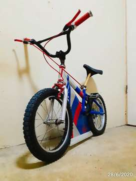 bicicleta. Modificada