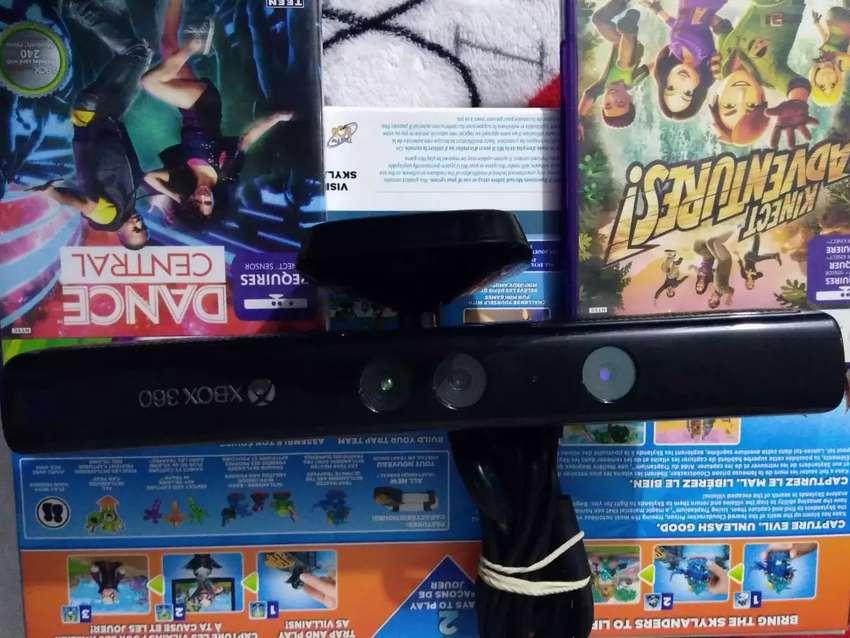 Kinect x-box 360