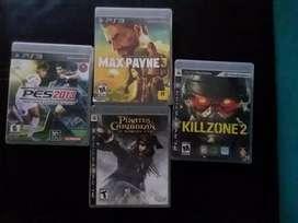 Juegos originales y colecciónable ps3