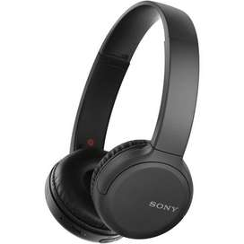 Audifonos inalámbricos Sony WH-CH510 (negro)
