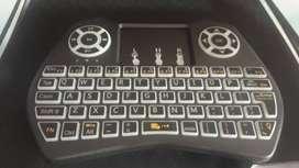 Mini Keyboard-Mouse Y Teclado Inalámbrico