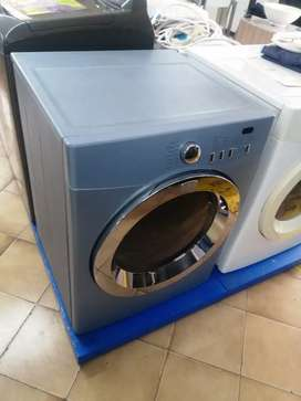 Secadora frigidaire a gas usada con garantia