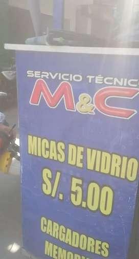 Servicio técnico de celulares M&C