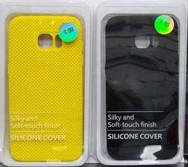 Silicone Case Galaxy S7 Edge