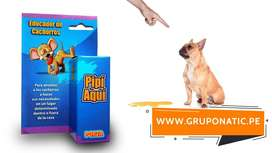 Educador De Cachorros Pipi Aqui para mascotas Gruponatic La Molina