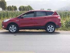Vendo camioneta Ford escape semi nueva