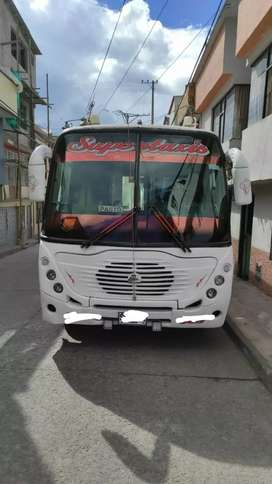 Vendo buseta Agrale de la empresa Supertaxis