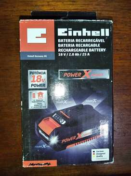 Bateria Einhell 18v para Atornillador