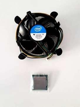 Procesador Intel Core I5-4670 Socket 1150 Igual a nuevo con cooler original ! HardKonnen