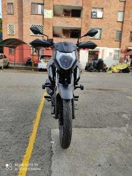 Moto como nueva CR4 125 AKT