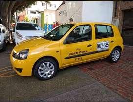 Taxi renault clio 2014 unico dueño