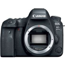 Camara Canon 6d Mark II Body / Full Frame / Nueva