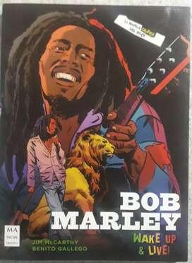 BOB MARLEY WAKE UP & LIVE (nuevo)