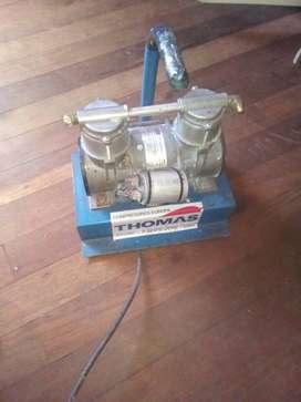 Compresor paso directo sin tanque Compresor dos pistones directo