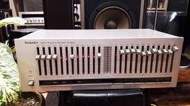 EQUALIZADOR TECHNICS SH-8020 - pioneer sony sansui