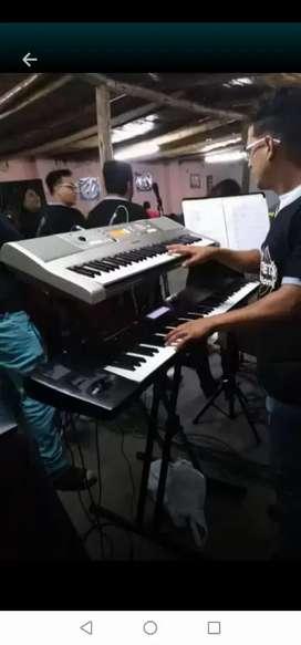 Clases de Piano, Guitarra y Bateria