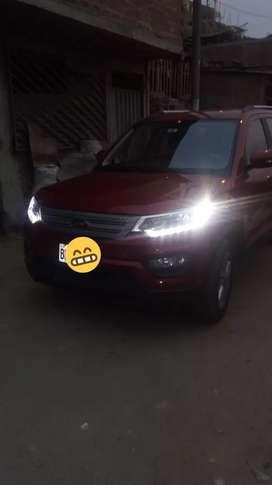 Vendo Changan CX70 2019