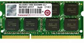 Vendo memorias RAM para portátil. Tengo DDR2 y DDR3. Pregunte por la que necesite.