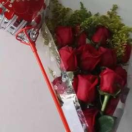 Bouque de rosas