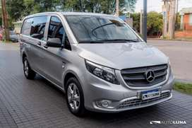 MERCEDES BENZ VITO 111 MIXTO 7AS 2017 ENTREGA 800000 Y CTAS