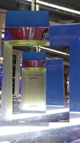 Perfume Light Blue Dama