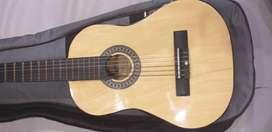 Guitarra criolla para niños