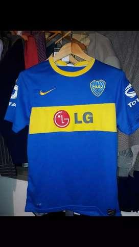 Camiseta Boca Juniors original.