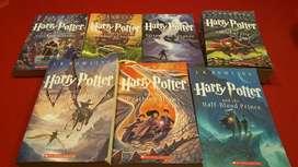 Saga Completa Harry Potter ingles