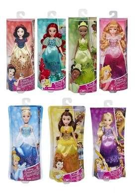 Muñecas PrincesasDisney 30 cm Originales Hasbro
