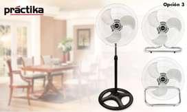 Ventilador aire co ind 9980