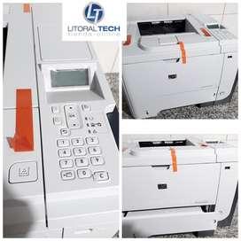Impresora HP P3015. Laser. B/N.