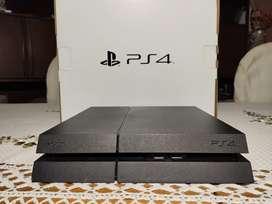 PS4 Playstation 4 - 500GB + 3 juegos