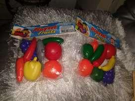 Bolsas de fruta y verdura