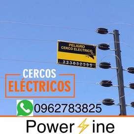 Cercas Eléctricas Instalación Mantenimiento Y Reparación