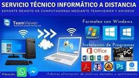 Servicio Tecnico Remoto de Computadoras