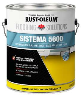 Pintura Rust-Oleum (USA)  Epoxica Base Agua Pre-Catalizada 30% Solidos