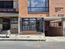 Venta de papelería con excelente ubicación en Chapinero, Bogotá