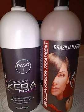 Keratina brasilera