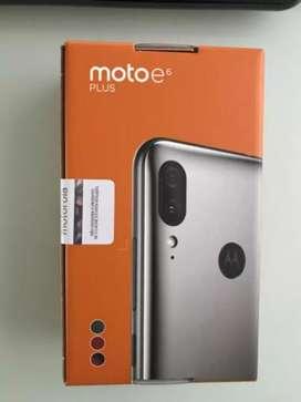 Motorola e6 plus de 64 nuevo