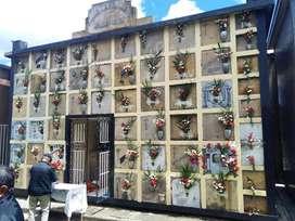 Bóvedas y Osarios Cementerios Chapinero Y Matatigres