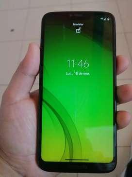 Vendo Motorola Moto G7 Power de 64 Gigas