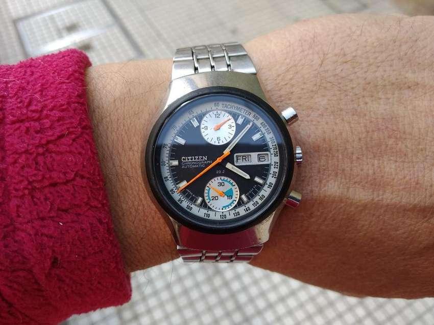 Citizen Cronografo 8110 Automático 0